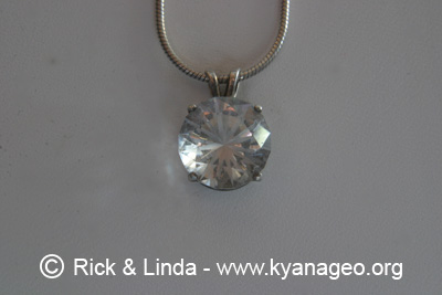 Pendant of Quartz